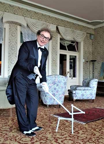 Comedy Künstler für Hochzeit buchen mieten