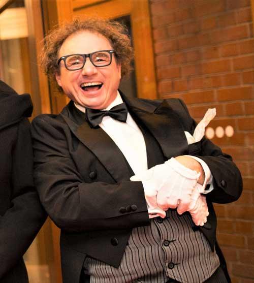 Falscher Kellner Comedy Spasskellner in Reutlingen Geburtstag Hochzeit