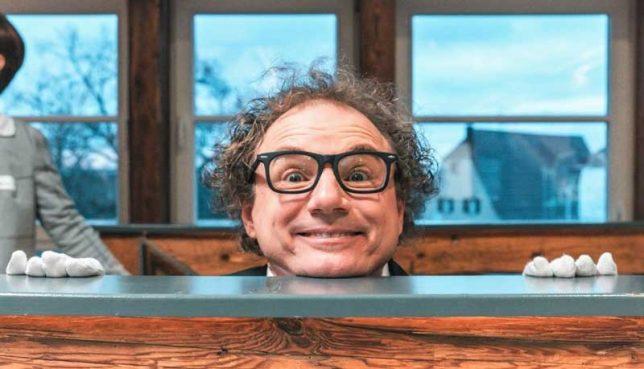 Falscher Kellner Comedy Spasskellner in Coburg