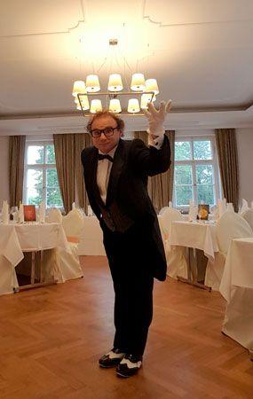 Comedykellner in München