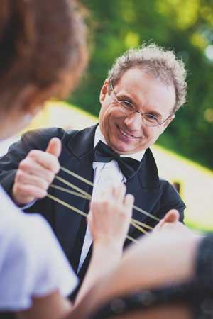 Close-Up Zauberer bei Hochzeit, Geburtstag oder Firmenfeier!