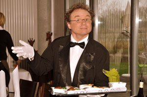Showkellner - lustiger Kellner in Reutlingen