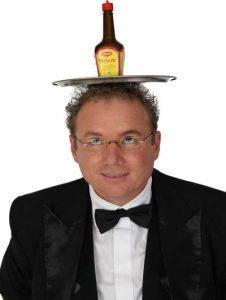 Butler – Showkellner, falscher Kellner, lustiger Kellner in Freiburg