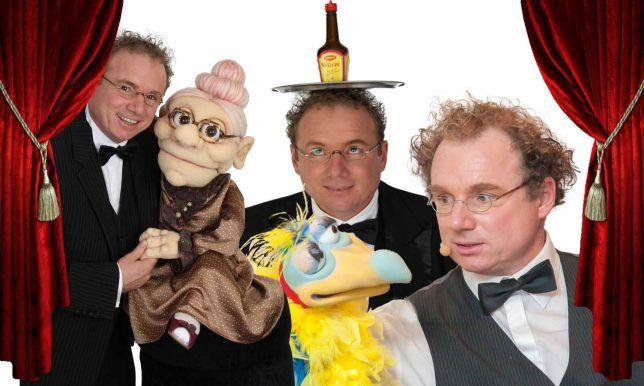 Spaßkellner in Heilbronn für Geburtstag und Hochzeit