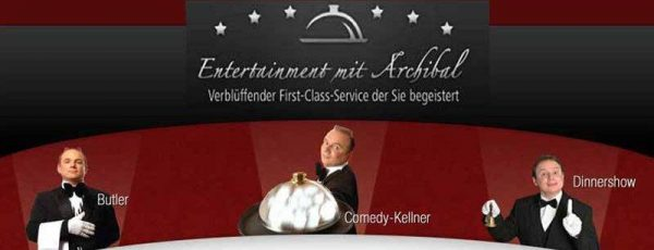 Butler, Showkellner – Varietéshow